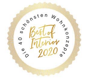 Best oh Interior 2020 ... Gabriela Raible Innenarchitekten München ... corporate interior architecture munich