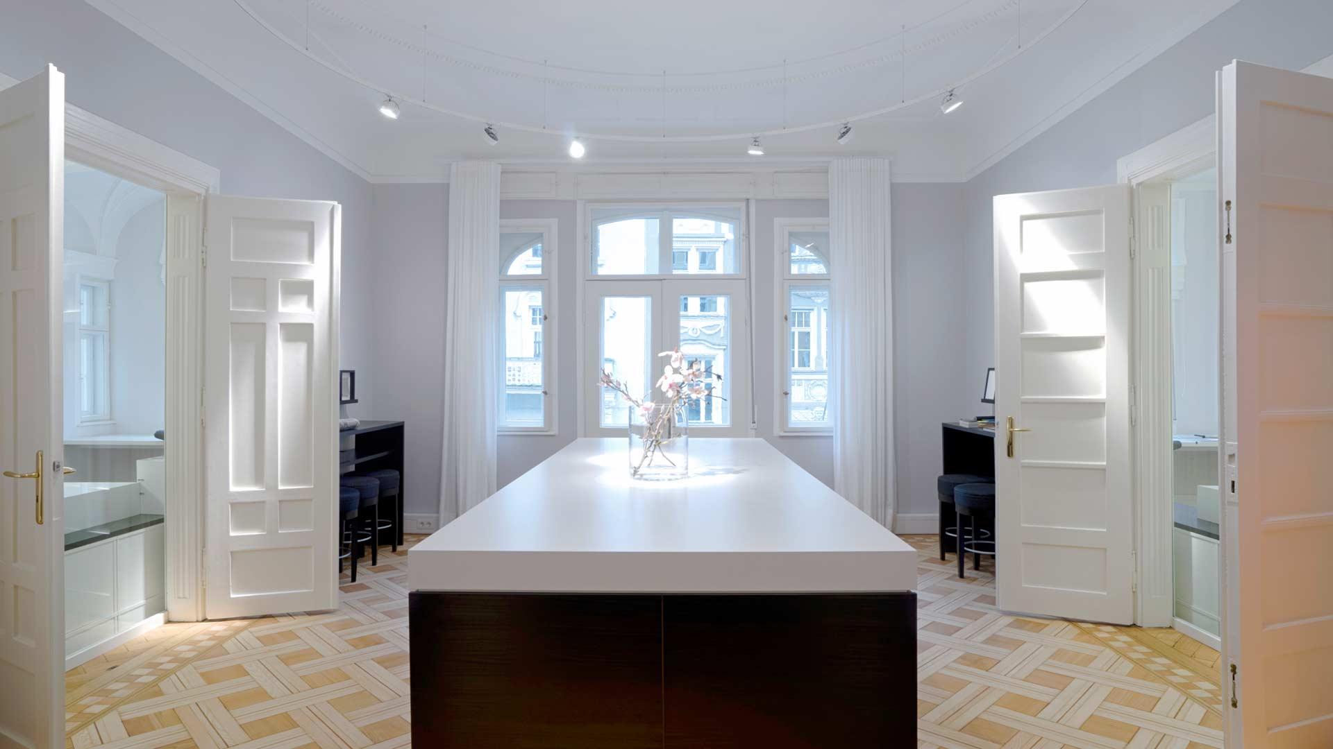 Unser Atelier ... Gabriela Raible Innenarchitekten München - interior architecture munich