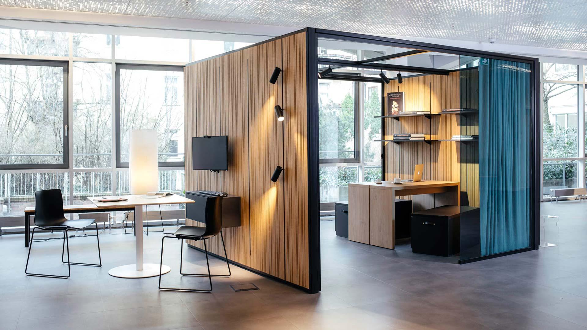 Corporate Interior Architekture ... Gabriela Raible Innenarchitekten München